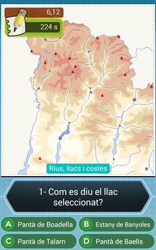 Catalunya Comarques Geografia apk screenshot