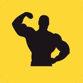 GE.Fitness - შენი ვარჯიში icon