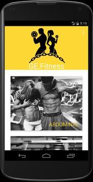 GE.Fitness - შენი ვარჯიში poster