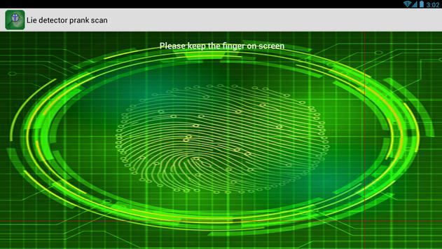 Lie Detector Prank Scan screenshot 8