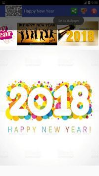 Happy New Year Greetings 2019 screenshot 3