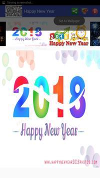 Happy New Year Greetings 2019 screenshot 1