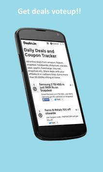 Daily Deals Coupons by Dealrs screenshot 2
