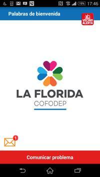 Vecino en Alerta La Florida poster