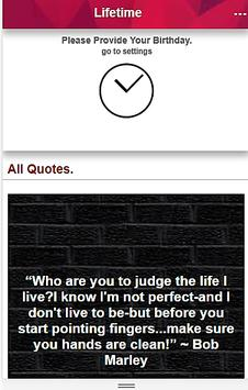 Quotes By Lifetimer poster