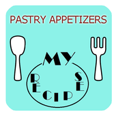 PASTRY APPETIZERS RECIPES icon