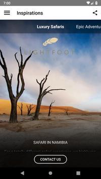 Lightfoot Travel screenshot 5