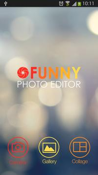 Funny Photo Creator poster