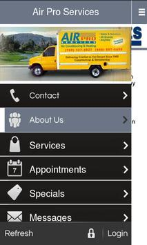 Air Pro Services poster