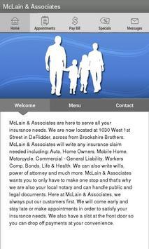 McLain & Associates apk screenshot