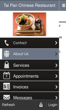 Tai Pan Chinese Restaurant apk screenshot