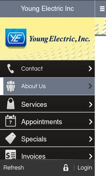 Young Electric Inc poster