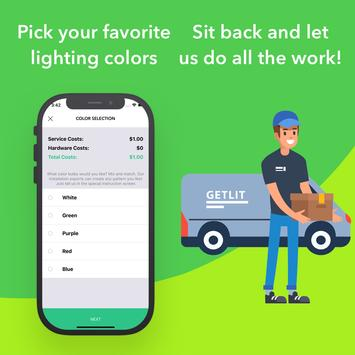 GetLit - Lights screenshot 1