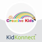 Creative Kids - KidKonnect™ icon
