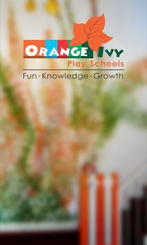 Orange IVY VimanNagar poster
