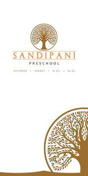 Sandipani preschool poster