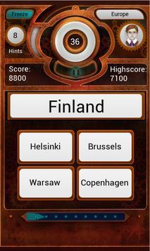 Countries, capitals & flags apk screenshot