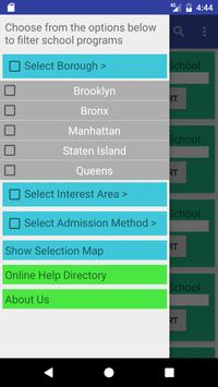 NYC High School Application Help screenshot 1
