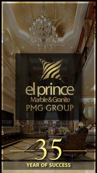 Elprince Marble and Granite poster