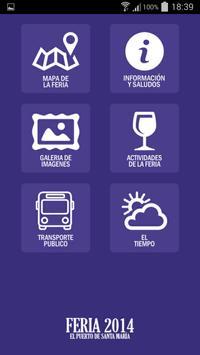 Feria El Puerto 2014 screenshot 4