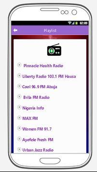 Nigeria FM Radio screenshot 1