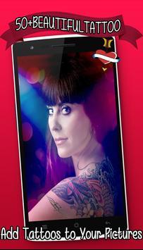 Tattoo Pro Photo Stickers apk screenshot