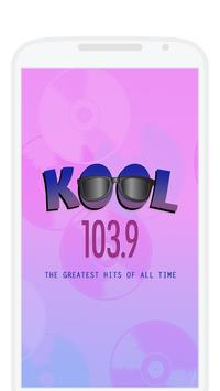 KOOL 103.9 FM poster