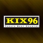KIX 96 FM icon