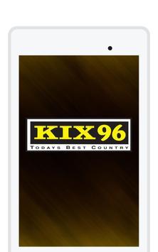 KIX 96 FM screenshot 10