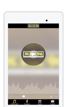 KIX 96 FM screenshot 11