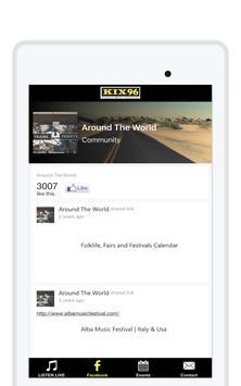 KIX 96 FM screenshot 12