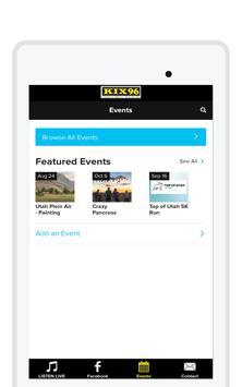 KIX 96 FM screenshot 13