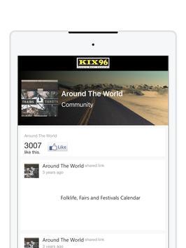 KIX 96 FM screenshot 7