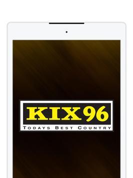 KIX 96 FM screenshot 5
