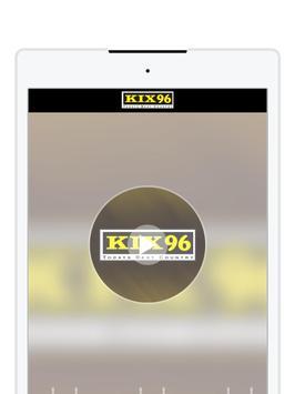 KIX 96 FM screenshot 6