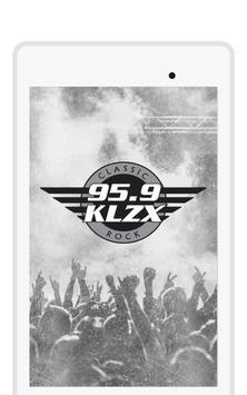 95.9 KLZX FM apk screenshot