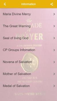 Crusade Prayer screenshot 1