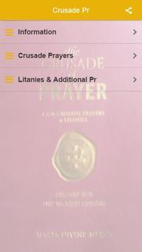 Crusade Prayer screenshot 3