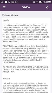 Pastores Unidos del Reino apk screenshot