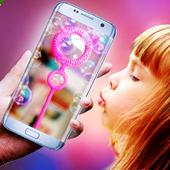 Hologram Bubble Prank icon