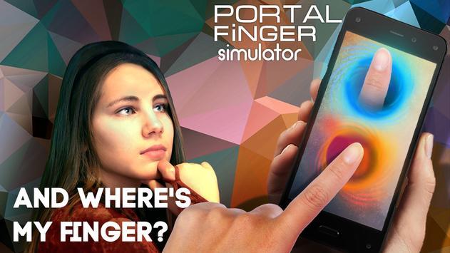 Portal finger quest apk screenshot