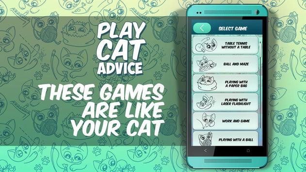 Play Cat Advice apk screenshot