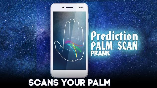Prediction Palm Scan Prank apk screenshot