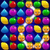 Veggie Crush Mania: Fun Matching Game icon