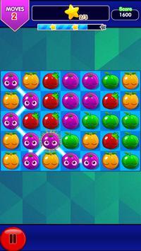 Veggie Crush Mania: Fun Matching Game apk screenshot