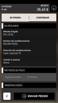 Palma Pizza apk screenshot