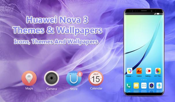 Huawei nova 3 & 3i 4kwallpapers Huawei Themes 2018 APK [1 4