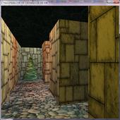 3D Maze Runner icon