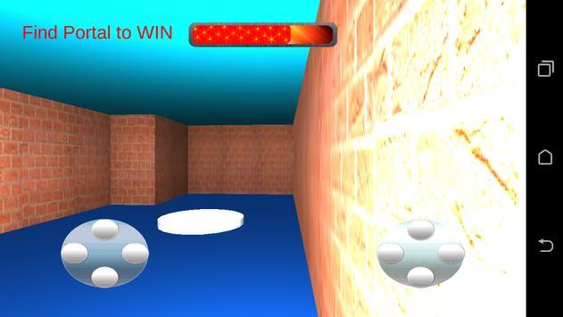 3D Maze Runner screenshot 3