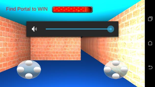 3D Maze Runner screenshot 1